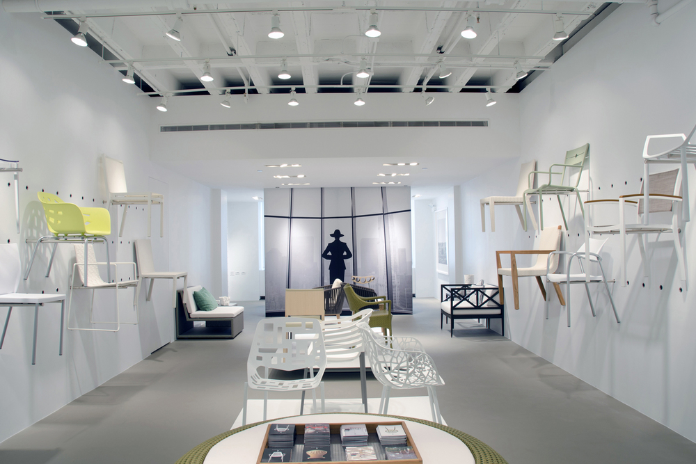 JANUS et Cie Chicago Showroom