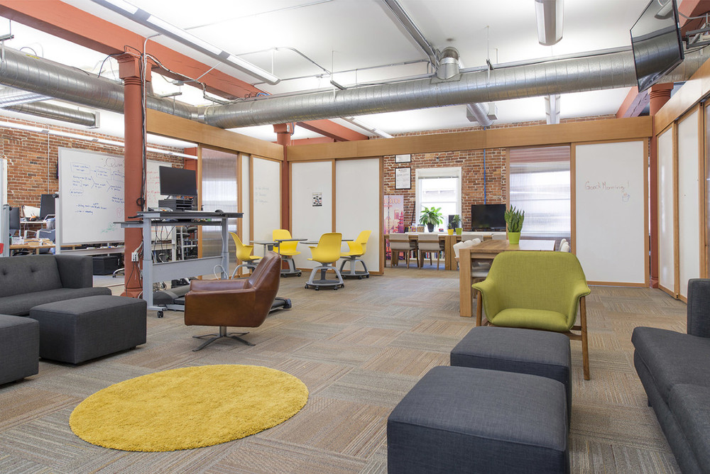 5 of the coolest office layouts in san francisco box san francisco office 5