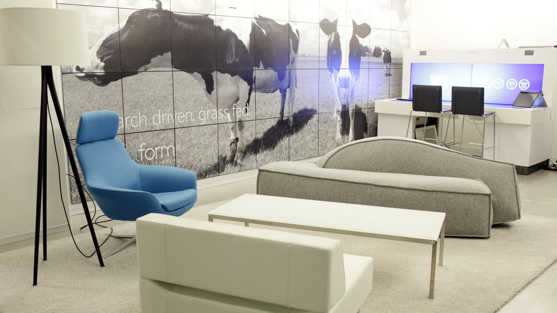 DCI Artform Office Has Virtual Reality And A Touch Of Modern Love