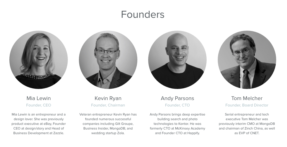 The founders of Kontor.com