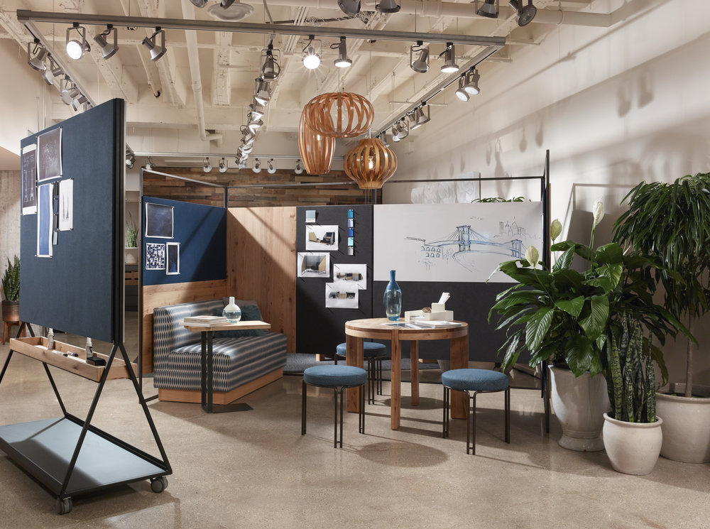 Charmant West Elm Workspaceu0027s New Collection Also Focuses On How People Work,  Including An Examination Of The Merits And Failures Of The Open Office.