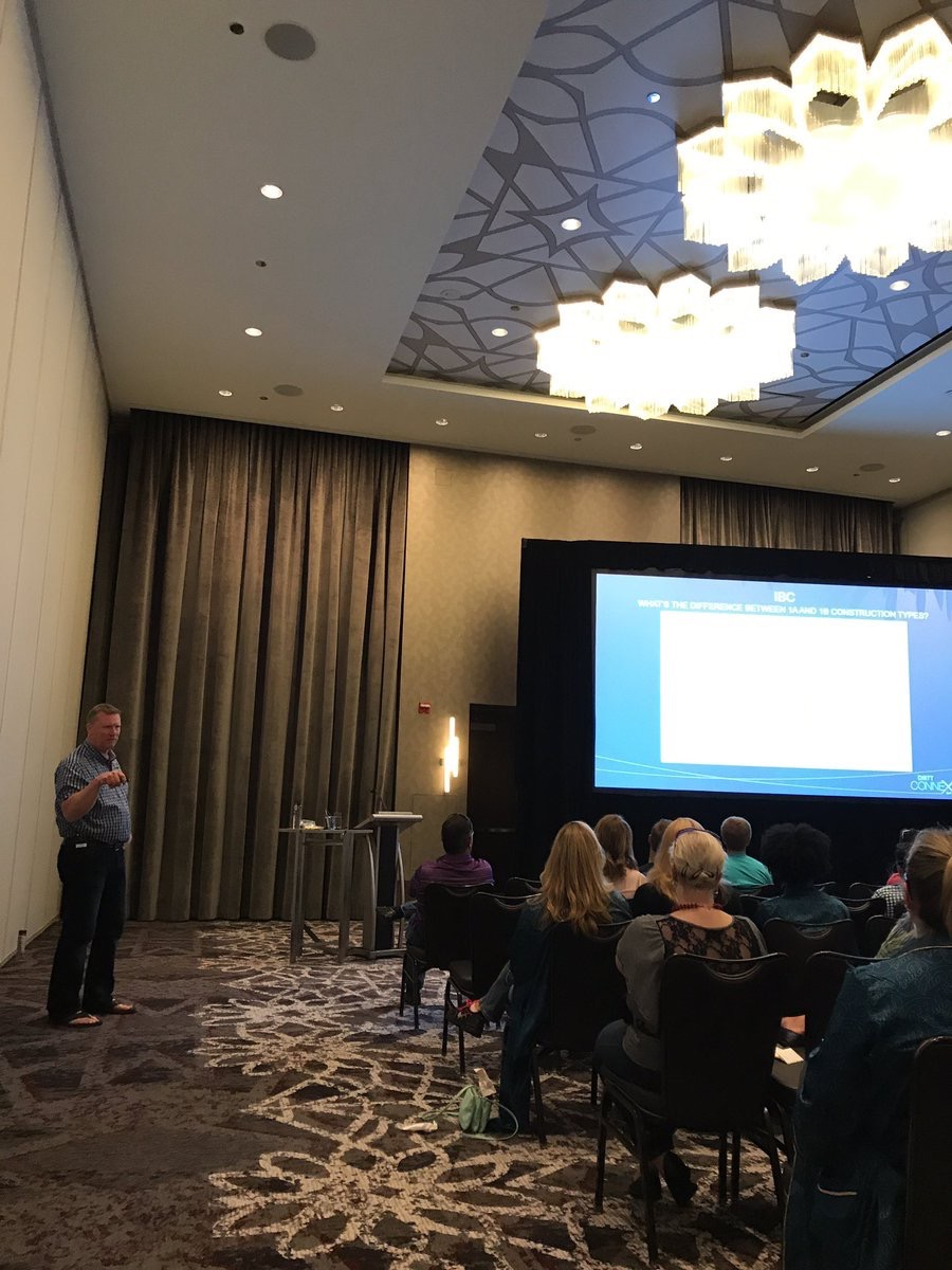 PaulaC_DirttBag Learning Codes & Compliance at #DIRTTConnext with DIRTTbag Trevor Didluck! pic.twitter.com/EoKQHkC24J Jun 10, 2017, 3:10 PM