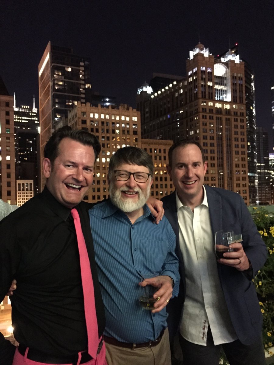 ScottRJenkins Fun time last night at the #DIRTTconnext Partner Day party! @barrieloberg @DirttyDavey #DIRTT pic.twitter.com/ZVg3i8D5bH Jun 11, 2017, 7:55 AM