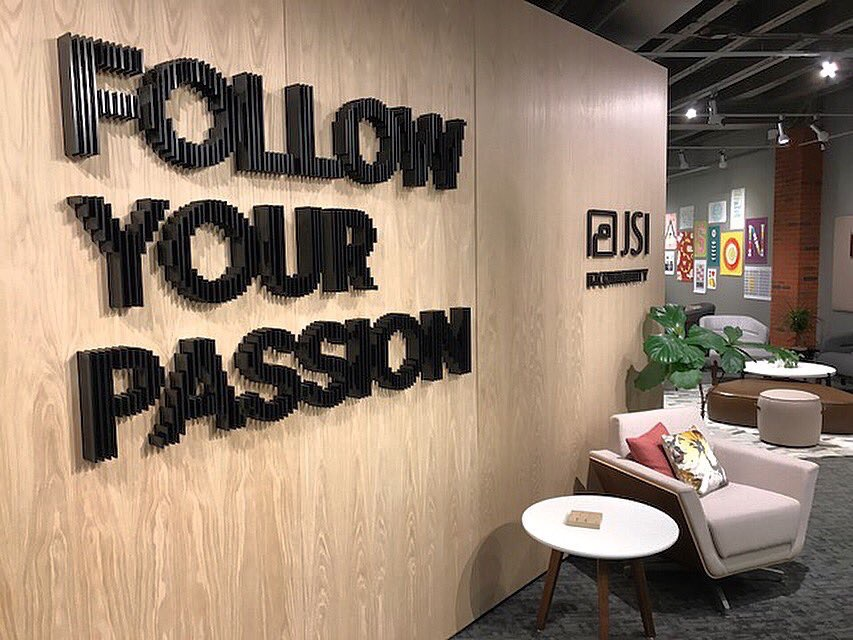 JSIfurniture  Doors were open for rep training today! Be sure to come see us tomorrow! Space 3-111 #NeoCon2017 #FollowYourPassion #BeSpace #Bourne pic.twitter.com/qzp0iS0oJL  Jun 11, 2017, 11:50 AM
