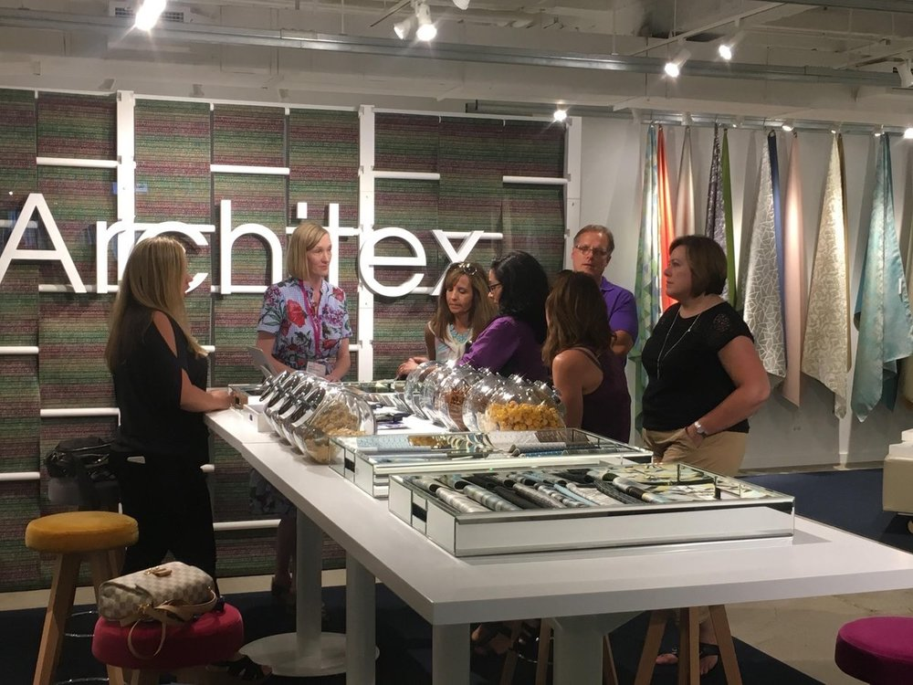 HDR_Inc  Discussing the design inspirations for the new Remedé collection with @ArchitexFabrics at #NeoCon2017 Showroom 11-117! pic.twitter.com/pplBXHCP7K  Jun 11, 2017, 4:35 PM