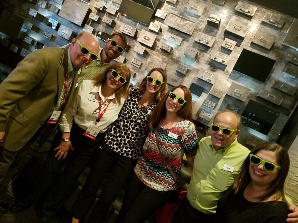 MyRscLibrary  Our friends at #GMI have already got thei #mrlsunnies 😎#Neocon2017 pic.twitter.com/NH20pKfvsP  Jun 11, 2017, 7:35 PM