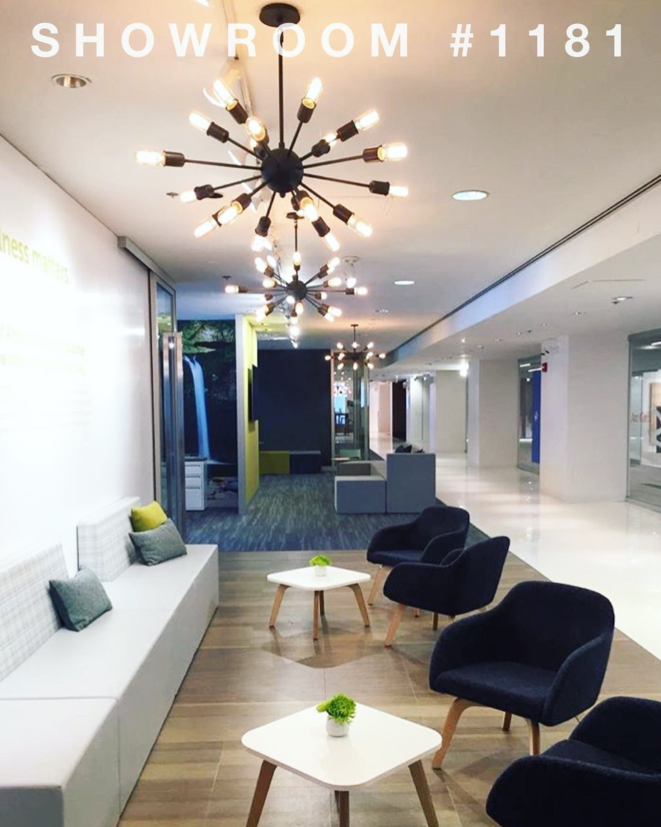 CorbettInc  #Seating, #lighting #Color - Oh My! Here is a sneak peek of KI Furniture's Showroom #1181 at #NeoCon2017 ! @KItweets #interiordesign pic.twitter.com/BYa4YjtUuW  Jun 11, 2017, 7:45 PM