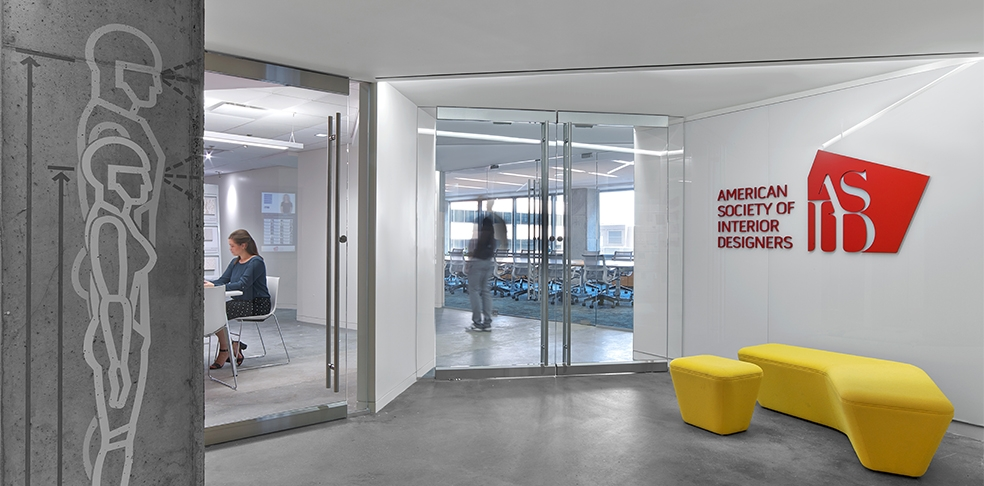 ASID Headquarters Is First Space In The World To Earn Both LEED And WELL Platinum Certification