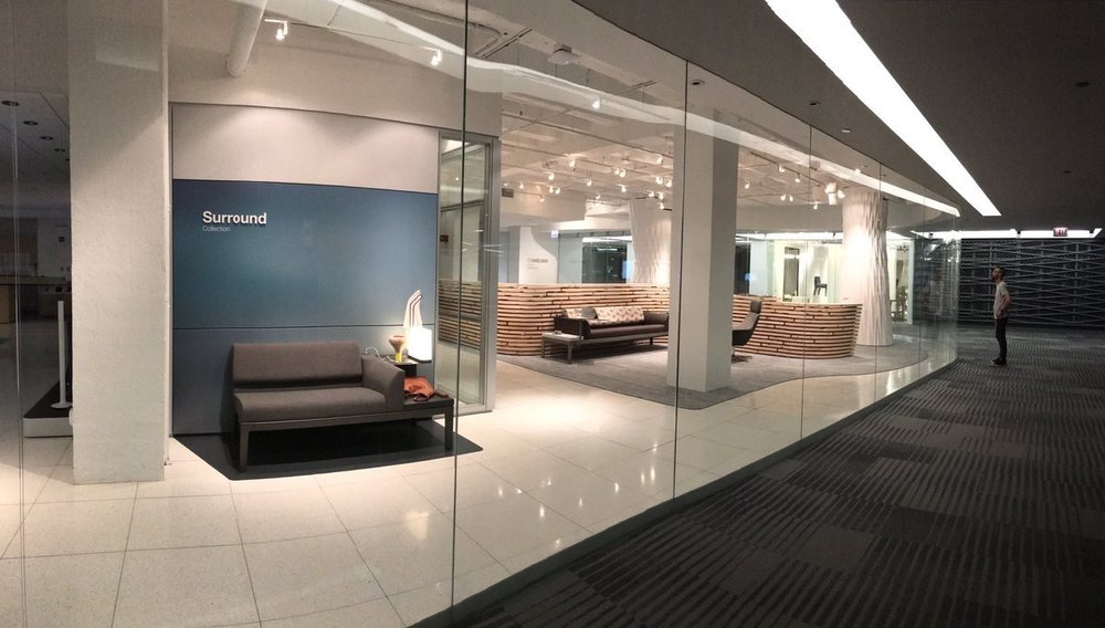SteelcaseHealth  Getting ready to open our doors! #NeoCon2017 pic.twitter.com/Wk6N3wGhjc  Jun 12, 2017, 7:26 AM