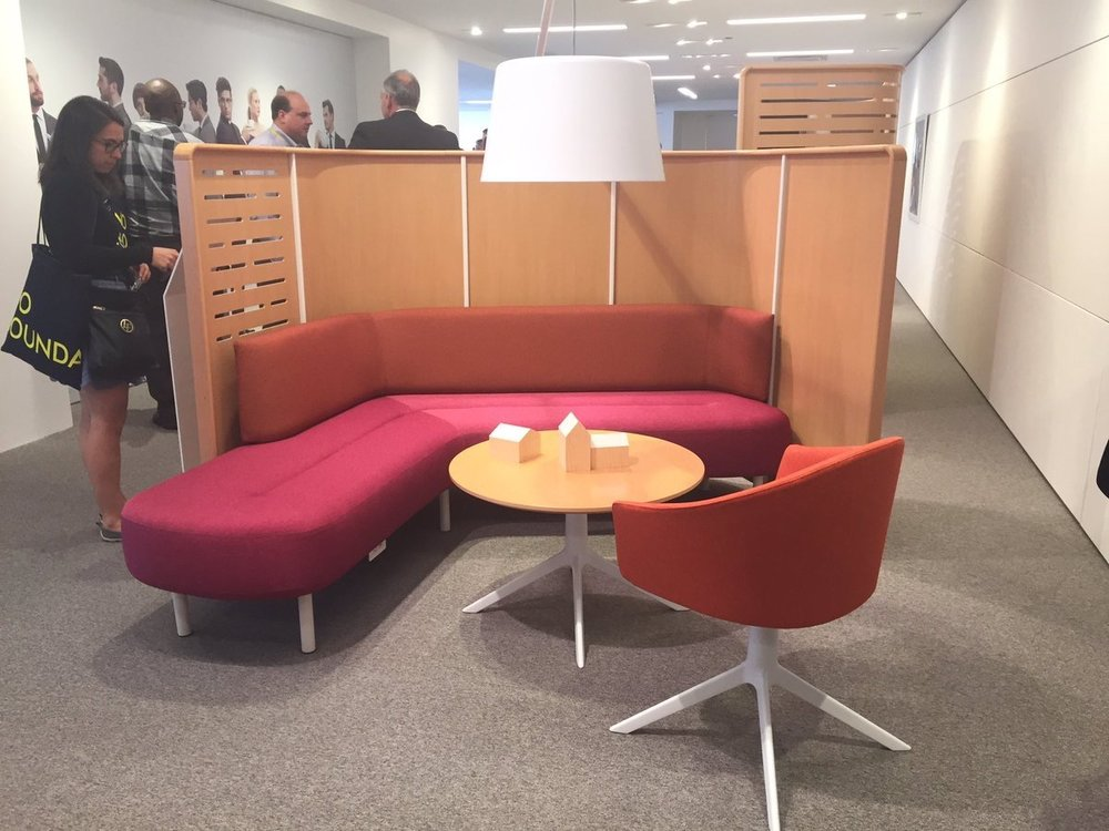 teknion  RT @contractmag: Zones Collection for @teknion by @pearsonlloyd. This year: they've added pieces for casual meeting and work #neocon2017 pic.twitter.com/wMcOMSBlix  Jun 12, 2017, 2:55 PM