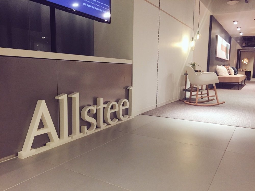 Allsteel  Calm before the storm on Day 3... If you haven't had a chance to visit us, please do! We're on floor 11. #NeoCon2017 pic.twitter.com/15mdfEFTNo  Jun 14, 2017, 7:13 AM