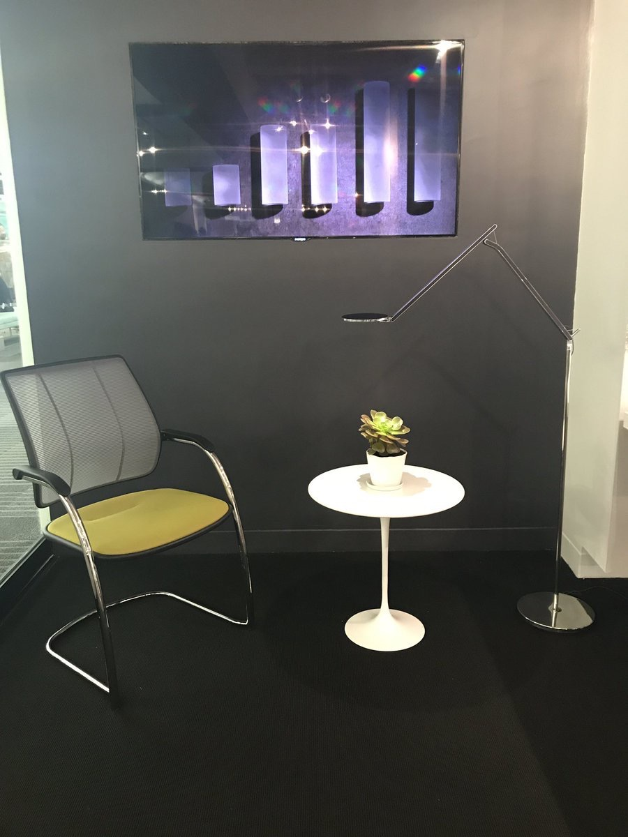 wspacedigital  Sustainability is the key to our future! Thank you so much @humanscale for all that you are doing to help better the earth! #NeoCon17 pic.twitter.com/4IQDlScUIM  Jun 13, 2017, 12:06 PM
