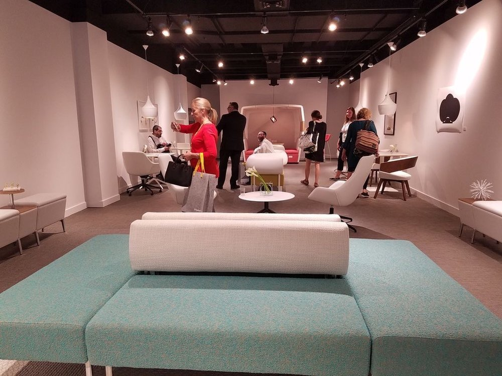 MyRscLibrary  Loving the look from @ArcadiaContract at #NeoCon2017 👀 #wired4mrl pic.twitter.com/zJbMD4bJit  Jun 13, 2017, 12:20 PM
