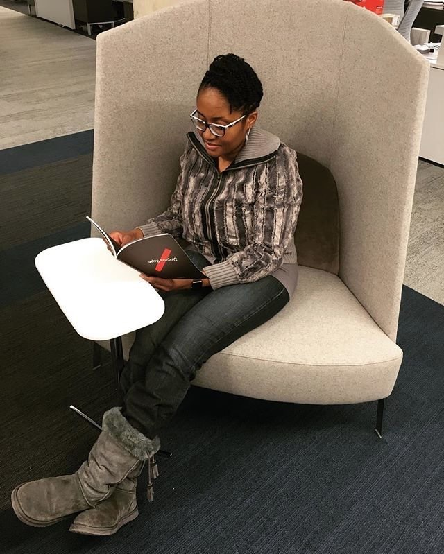 StudioTKSocial Regram @dsol15 via IG: Taking a break to try out the new furniture in the lab...@teknion @studiotksocial #flexibleworkspaces #cleanlines pic.twitter.com/JVejrHPfqB Jun 19, 2017, 12:13 PM