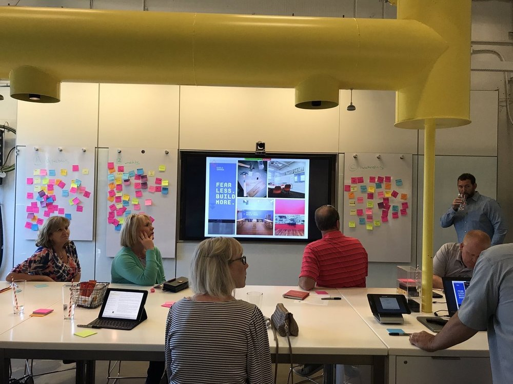 jspille @oneworkplace create spaces that INSPIRE people & send a message. Design to behavior @johnghinds @RackGivesBack @ibceendy @crobinattech pic.twitter.com/khDjL9pPtC Jun 22, 2017, 3:38 PM