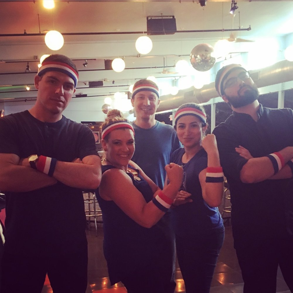 DaroffDesign  We had an absolute BLAST last night at our company bowling event. Thanks @northbowlphilly for hosting, and congrats to the winning team! pic.twitter.com/CWlhZBjK8R  Jun 23, 2017, 10:58 AM