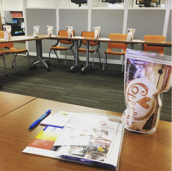 """honcompany  """"goodie-bags, free samples, and comfortable seating"""" - definitely key components of a great meeting! @friendsohio https://t.co/WcJVNc3bHk  6/26/17, 1:37 PM"""