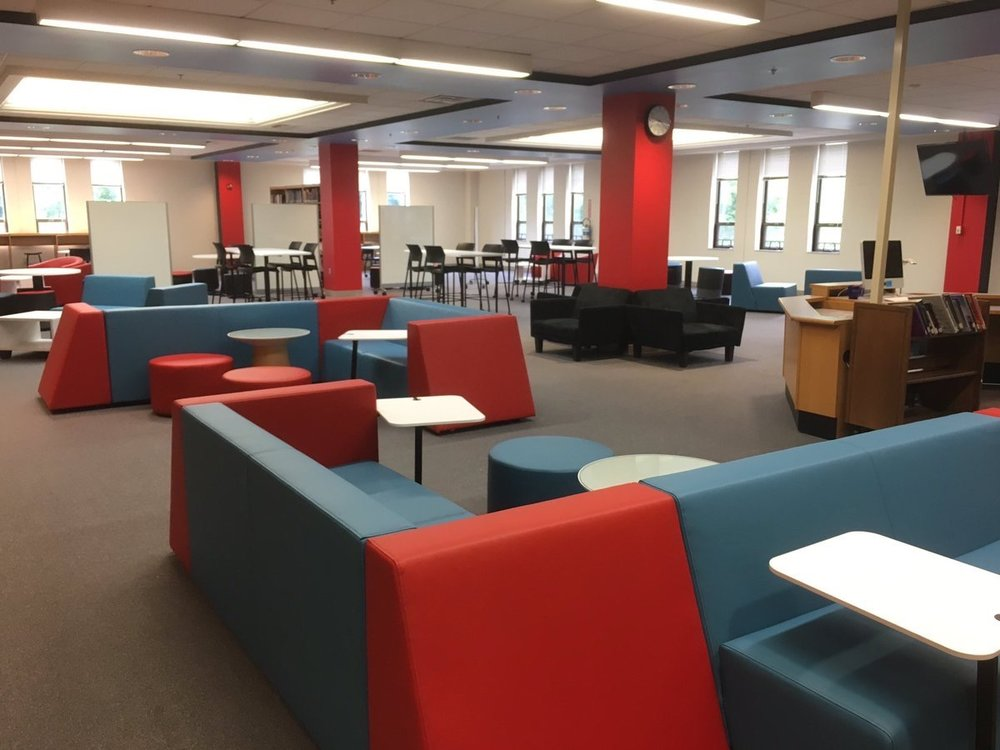jacksonAHS AHS Library Redesign Team nailed it w/ a true collaborative effort. #LoveWhereYouLearn #RepThatA #ProudPrincipal @Steelcase pic.twitter.com/aimrNVTZRi Aug 16, 2017, 2:58 PM