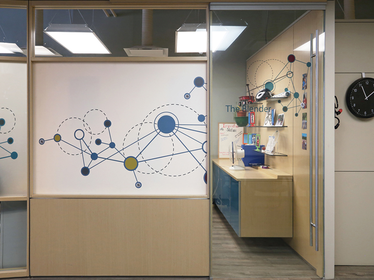 DIRTT By re-purposing former DIRTT project mock-ups & office spaces, we were able to help @twowheelview create a new home: bit.ly/2vBuBv2 Aug 18, 2017, 5:19 PM
