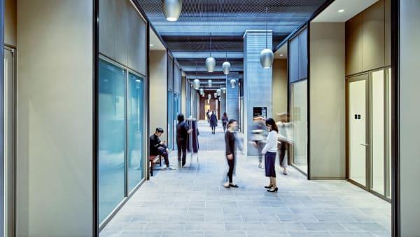 japanese office design. Uniqlo Is Rethinking Japanese Work Culture\u2013Through Office Design