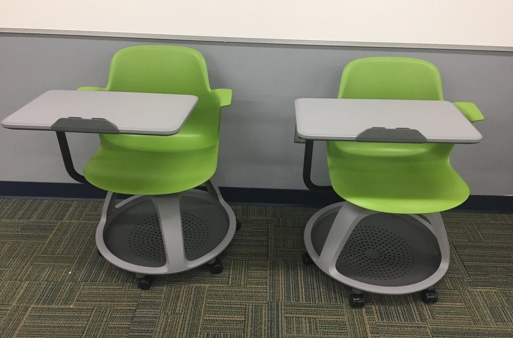 magistrazee  #CatholicEdChat Sharing the Computer Lab pics for Back to School on Monday! STREAM Lab is a Dream Lab Phase One complete. @SteelcaseEDU pic.twitter.com/PfcGmX1Yuf  Aug 26, 2017, 9:10 PM