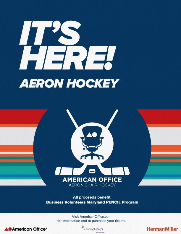 americanoffice7  Registration for the American Office Aeron Hockey Tournament is still open! Visit ow.ly/uWi730dRJz0 now! pic.twitter.com/X0TeSiujNW  Aug 28, 2017, 10:15 AM