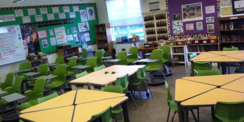 edutopia  Wow-worthy classroom design changes you can do on a budget: edut.to/2wOMHe3. pic.twitter.com/pRSeCWH2RN  Aug 28, 2017, 12:25 AM