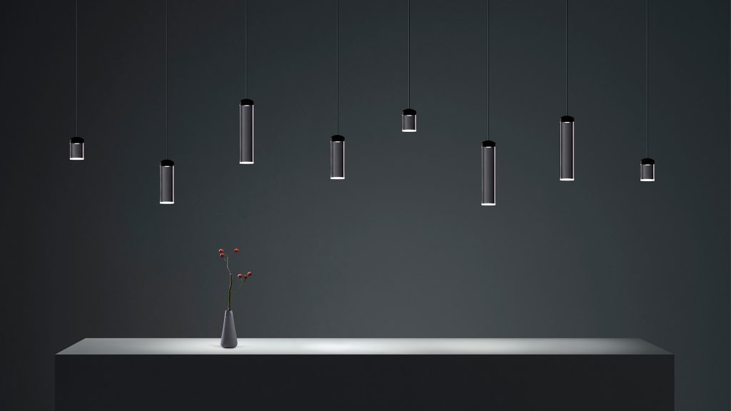 Humanscales vessel challenges the world of lights to aesthetic glare free standards
