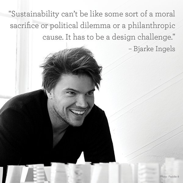 humanscale  Bjarke Ingels' buildings, such as the Amager Bakke Waste-to-Energy plant in Copenhagen, incorporate sustainable design & development ideas. pic.twitter.com/AHktY8FRBb  Oct 2, 2017, 11:00 AM