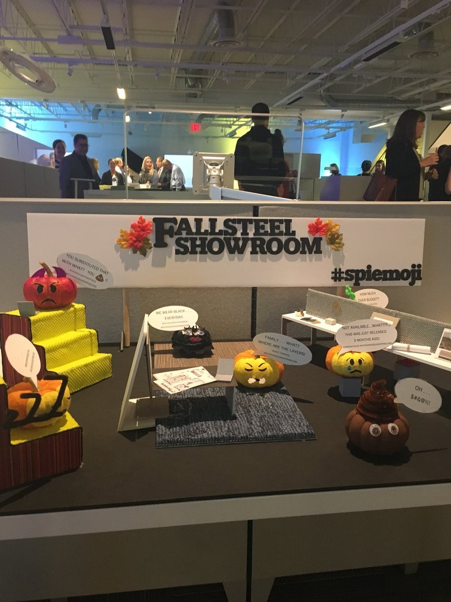 raccak  Great fun at the COFCO Pumpkin carving contest! Thank you to our COFCO colleagues and partners. Great showroom @COFCO_Office @Allsteel pic.twitter.com/dJPv7fopxX  Oct 12, 2017, 7:37 PM