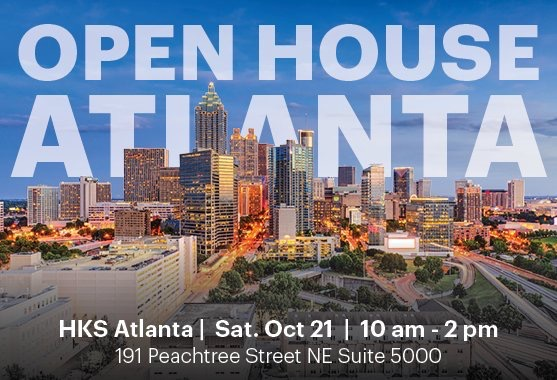 HKSArchitects THIS WEEKEND: See HKS Atlanta's office during Open House Atlanta: bit.ly/2zEAdV5 #OHATL pic.twitter.com/LLrD5TmIJS Oct 20, 2017, 10:41 AM