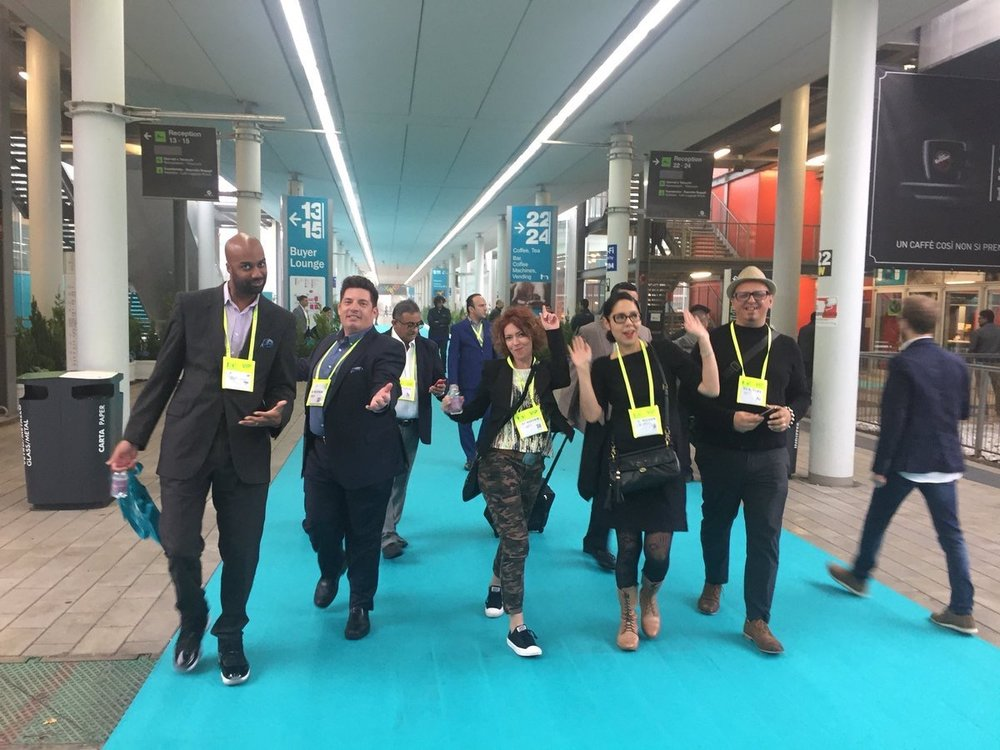 JosephCephas  USA and Canada ready to take on Day 3 of #HostMilano @ASID pic.twitter.com/9sx3ljrg2S  Oct 22, 2017, 2:29 AM