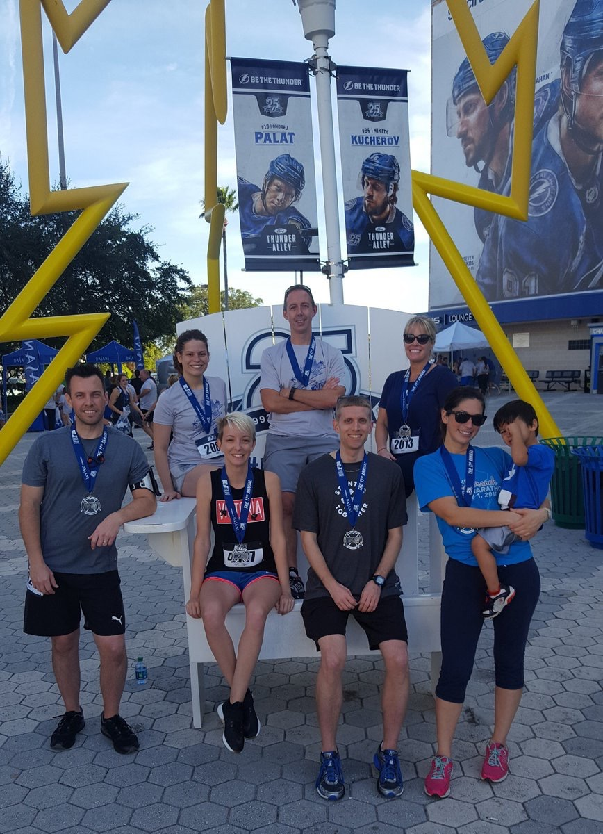 Stantec  Stantec's Neil Coffman won overall for the 17th Annual #FloridaHospital Bolt Run 5K - our team had a blast! Thx @dasaniwater @TBLightning pic.twitter.com/9M2GlYAvVM  Oct 23, 2017, 9:18 AM