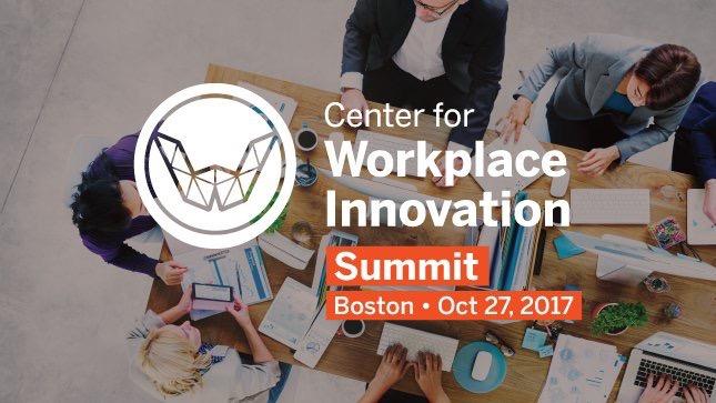 EnviroAtWork  GET TIX for FRIDAY 10/27 @designmuseumfdn Workplace Innovation Summit @KronosInc @PackardDesign goo.gl/4D3iYS pic.twitter.com/Ww6SWC4JJl  Oct 23, 2017, 9:39 AM
