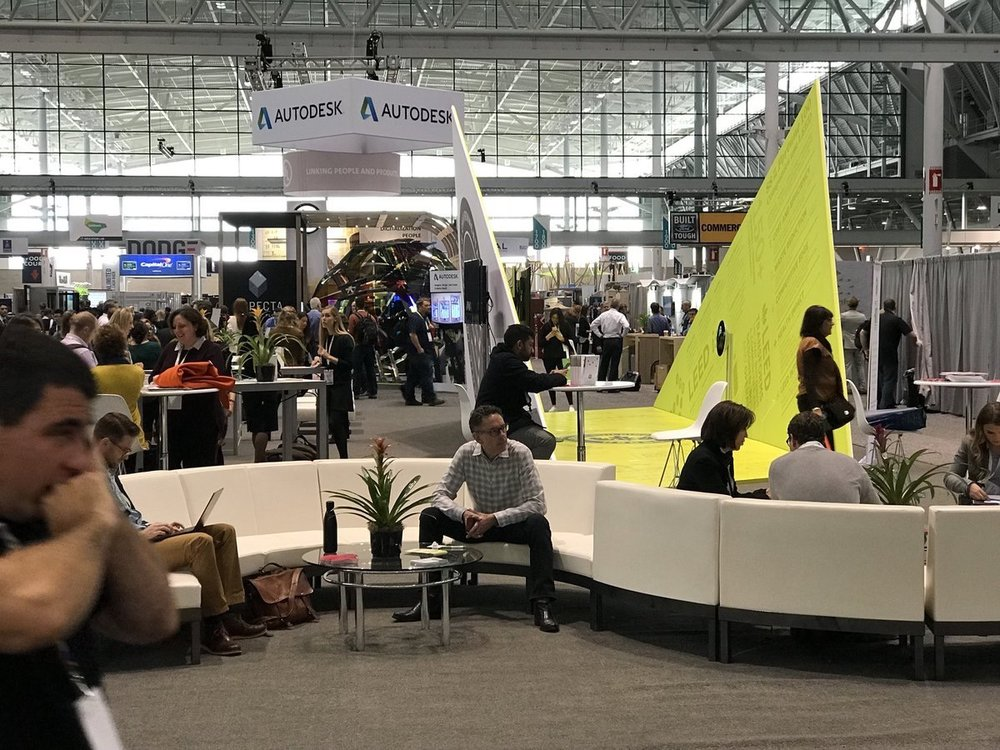 USGBC  Final hours on the expo floor! Make sure you pay a visit and say hello to some of our member companies and stellar sponsors! #Greenbuild17 pic.twitter.com/z10h3XNohX  Nov 9, 2017 at 3:16 PM
