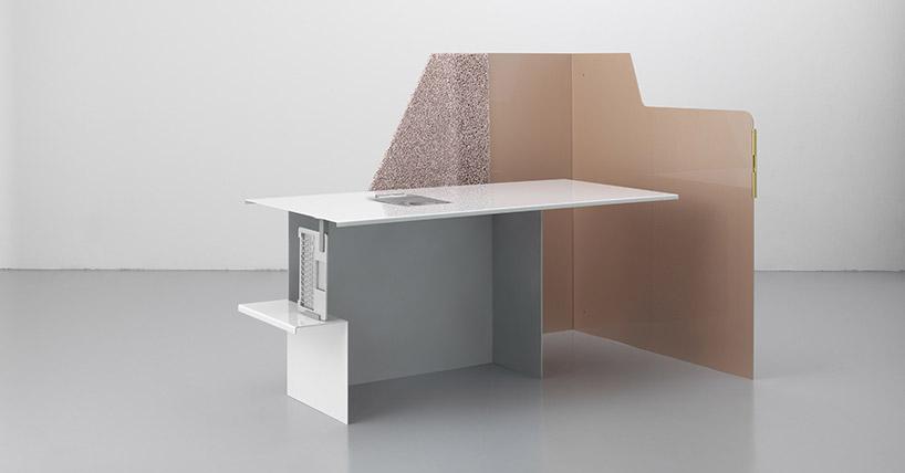 Office furniture concepts repurpose electronic waste all images courtesy of formafantasma/ikon