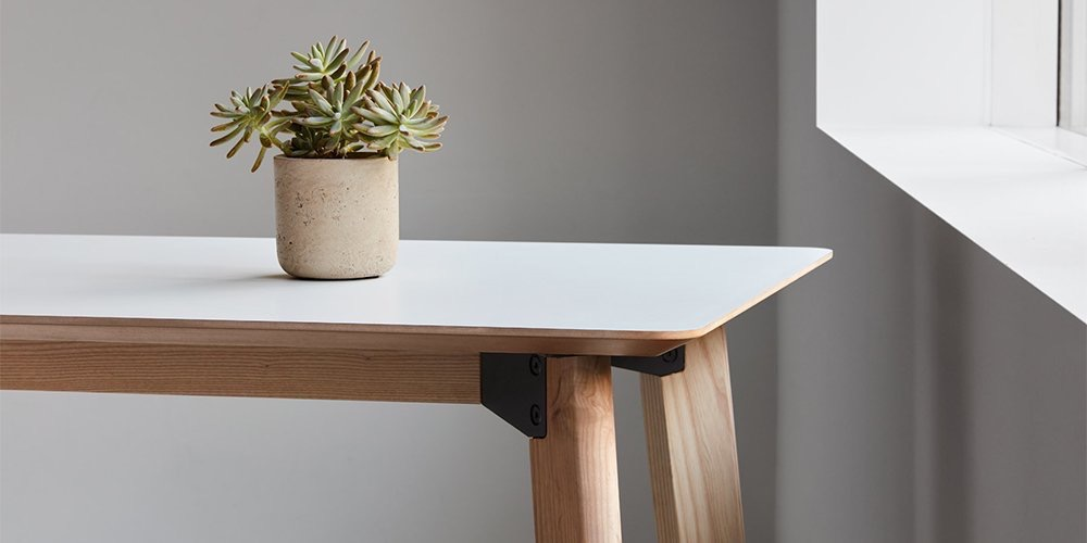 Keilhauer The new Awla series features a beautiful interplay of lines and planes, wood and steel, creating a beautiful standing height tables that begs a crowd bit.ly/2C6fz1n pic.twitter.com/vbycr6Jxa7 Dec 15, 2017 at 10:54 AM
