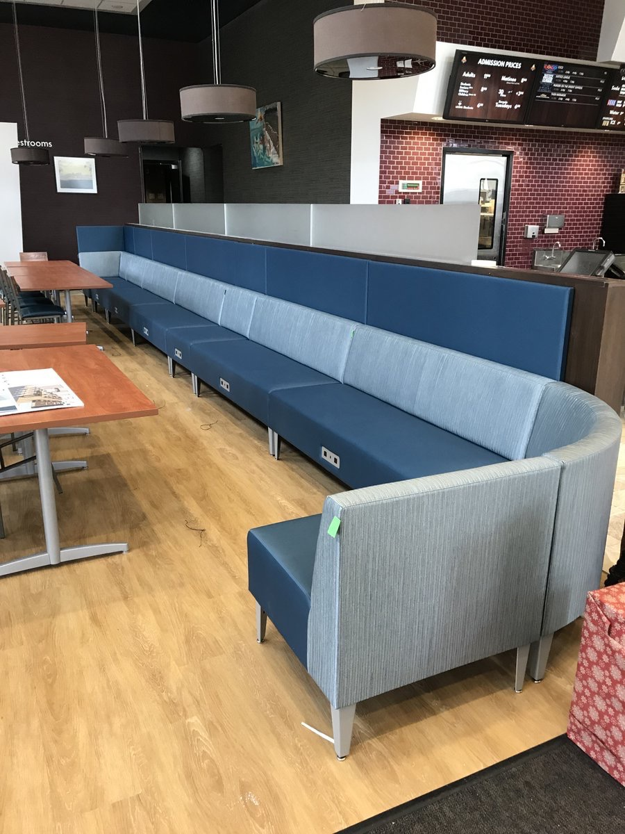 ERG_Intl Recently installed is our Malibu #modularseating complemented by our Crossfire #tables at the Spotlight Theater! erginternational.com/malibu.php?inc… erginternational.com/crossfire.php?… pic.twitter.com/93DTRihBMn Dec 15, 2017 at 12:02 PM