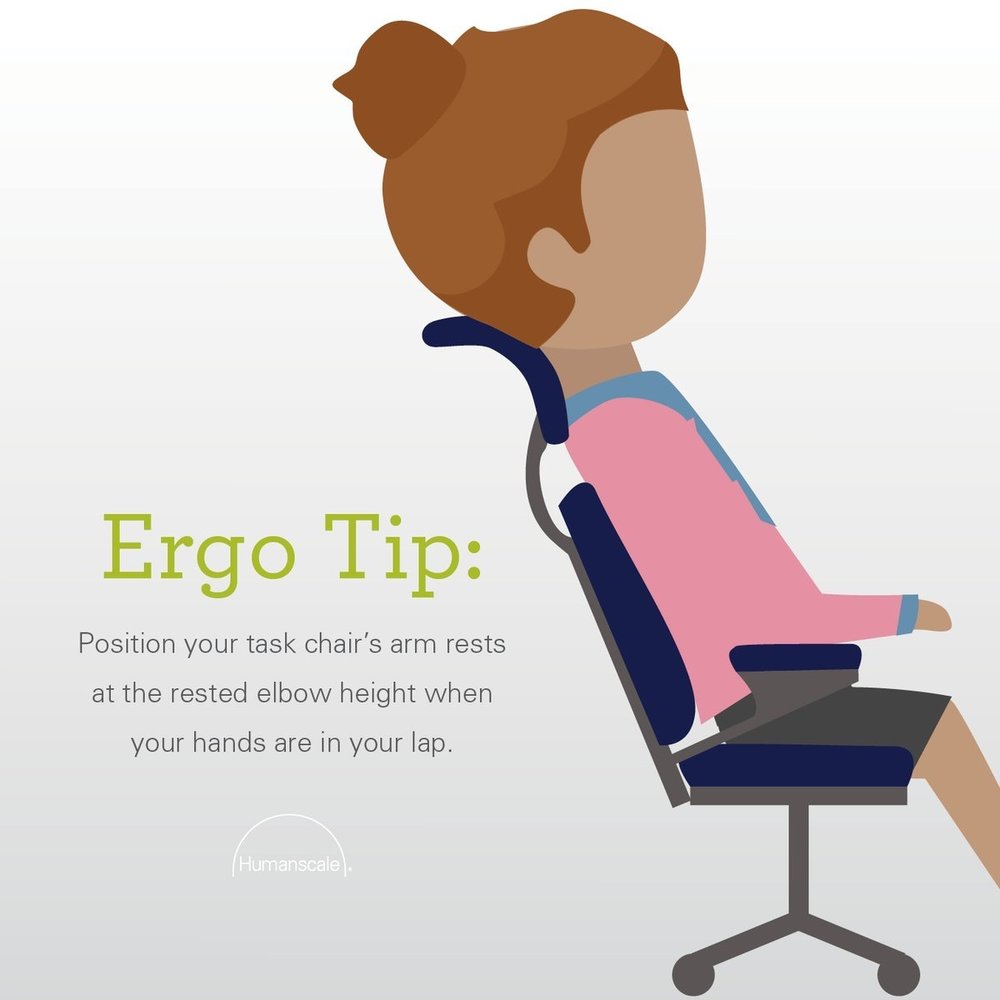 humanscale  Work more comfortably with #HumanscaleErgoTips pic.twitter.com/PChHtkyXow  Feb 13, 2018 at 9:01 AM