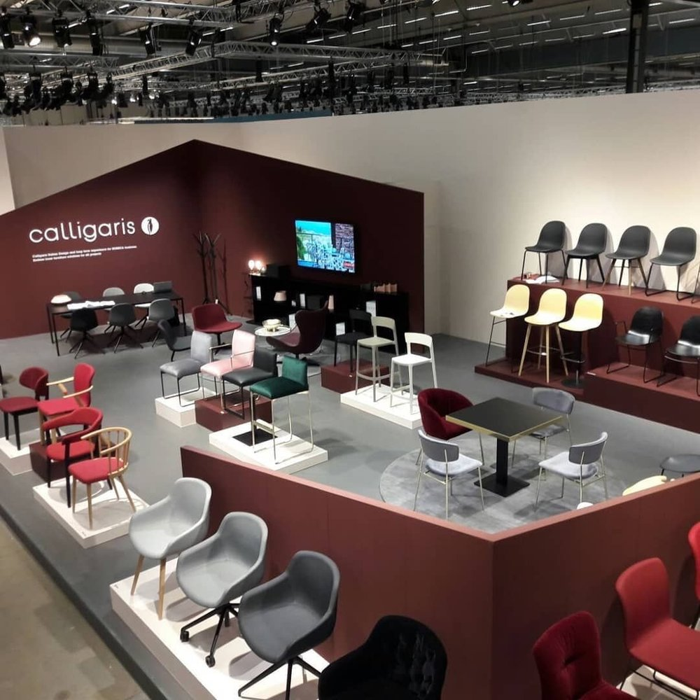 CalligarisTO  Loving all of our contract pieces that were on display at the Stockholm Furniture & Light Fair 2018. . . . REPOST from @calligariscontractsolutions . #calligariscontract #calligaris #contractfurniture #designfurniture #tradeshow #stockholm pic.twitter.com/B7aIxjEmBL  Feb 13, 2018 at 11:02 AM