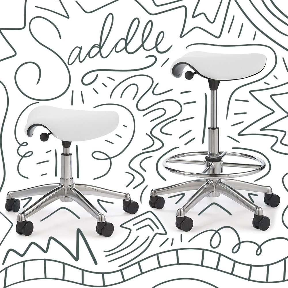 humanscale  The perfect stool for comfort, versatility and rolling over to your favorite coworker's desk! Discover: humanscale.com/SaddlePony pic.twitter.com/uIZaSyrDeQ  Feb 28, 2018 at 2:01 PM