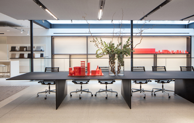 The Elements by Foster + Partners line is available at the new UniFor flagship London location