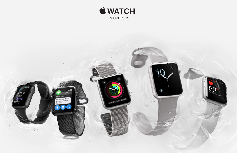 Apple Watch: fonte Apple