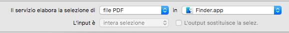 09 - automator selezionare tipo file e applicazione del servizio.png