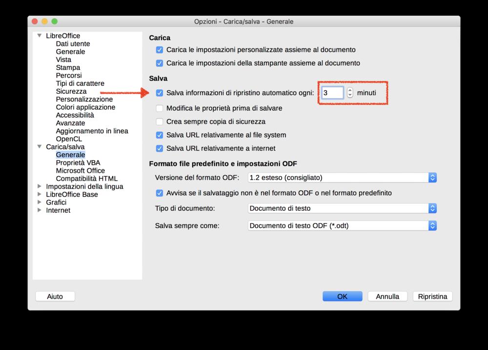 08 - LibreOffice preferenze Carica-Salva.png