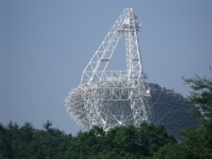 The Robert C. Byrd Green Bank Telescope (GBT) National Radio Astronomy Observatory (NRAO) Green Bank, West Virginia