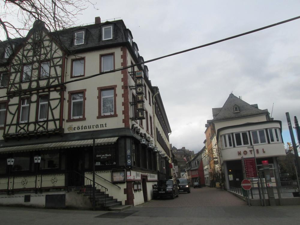 Street in Sankt Goar