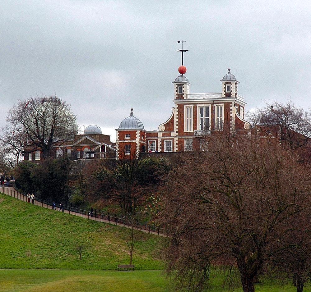 Greenwich Royal Observatory, by  Kjetil Bjørnsrud