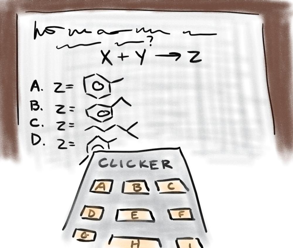 Clickers - Selective Pressure #1
