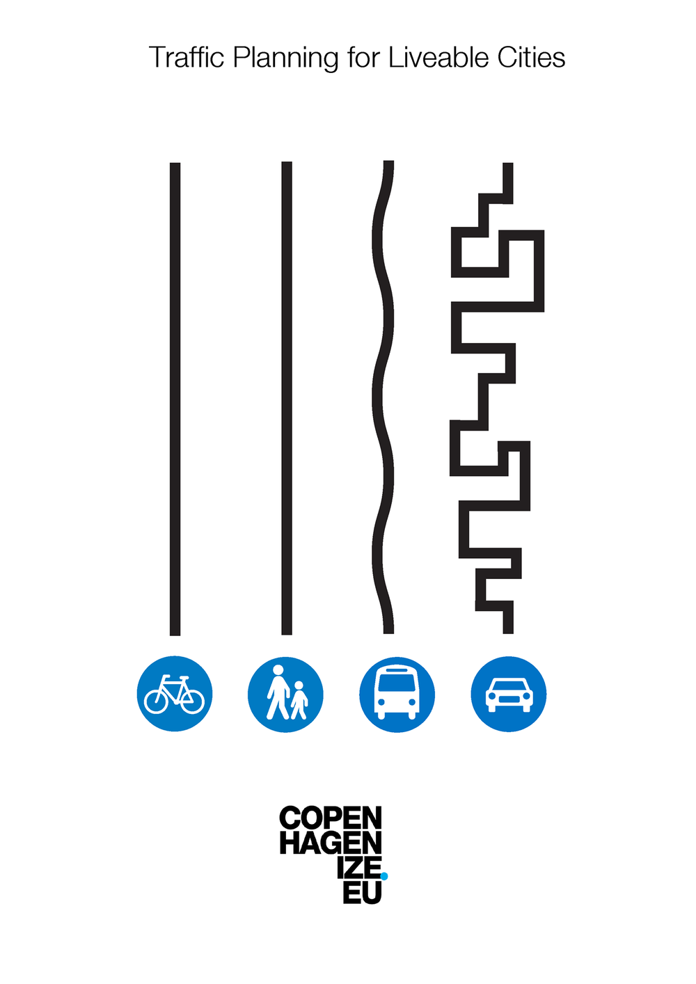 Image via the Copenhagenize Facebook page.  Best bicycle planning organization on the planet.
